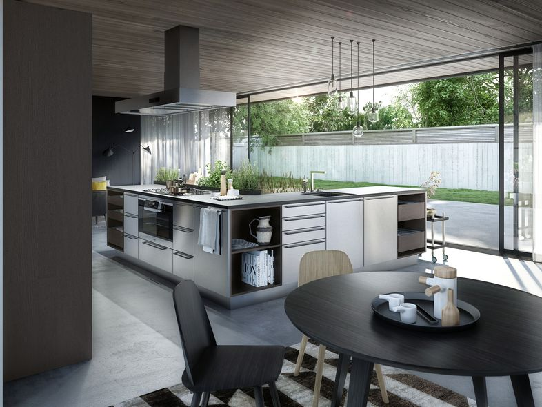 Siematic san francisco for Kitchen design montreal